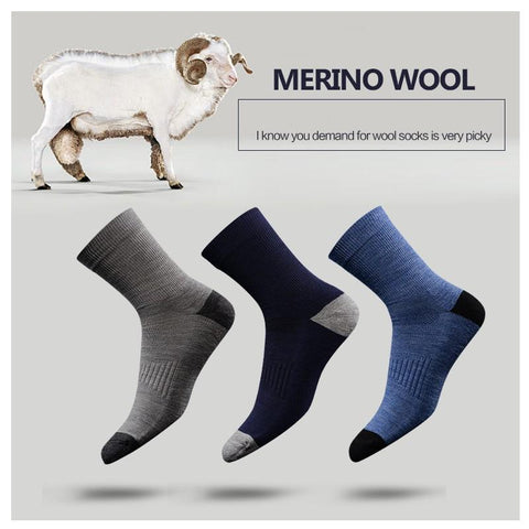 MEIKAN Best Merino Wool Socks