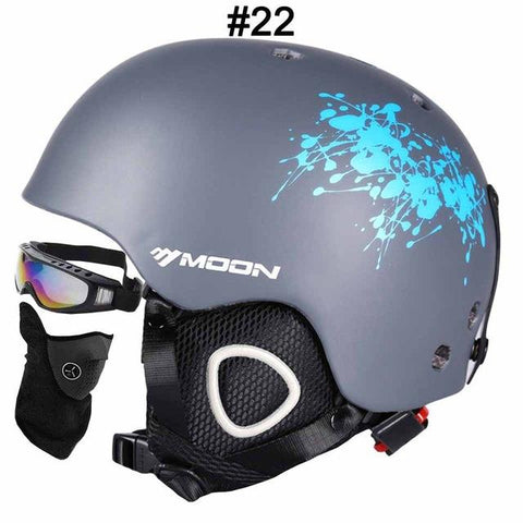 MOON Ultralight Cool Ski Helmet
