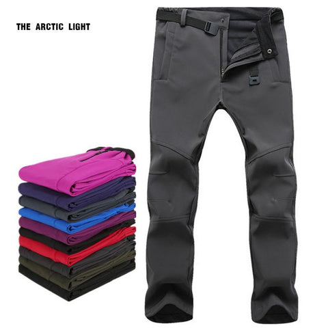 Multi-Functional Soft Shell Pants