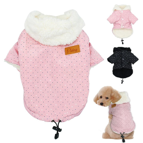 PET ARTIST Warm Dog Coat