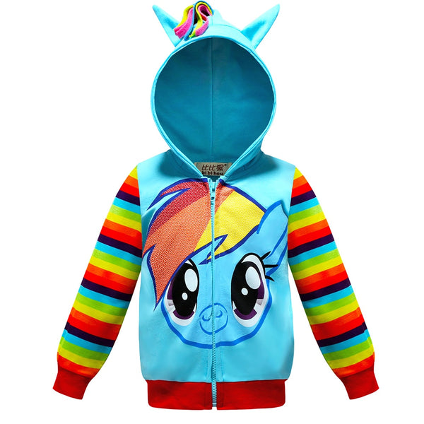 MY LITTLE PONY Hoodie för barn