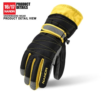 NANDN Gloves - Ski Snowboarding | Winter Snow SALE