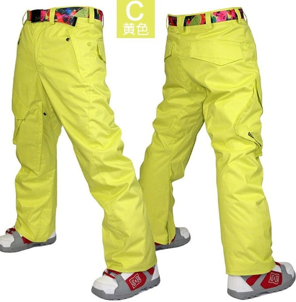 STORM RUNNER Thermal Snowboarder Pants