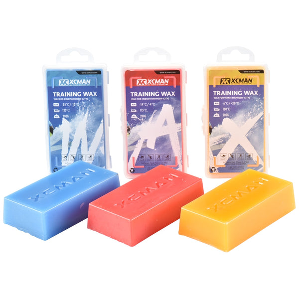 XCMAN Snowboard Wax Kit
