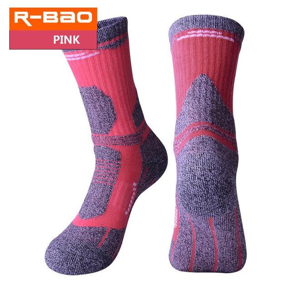 R-BAO 3 Pairs of Ski Snowboard Socks - Women's