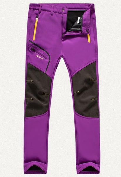 SNOWY OWL Windstopper Ski Pants - Women's