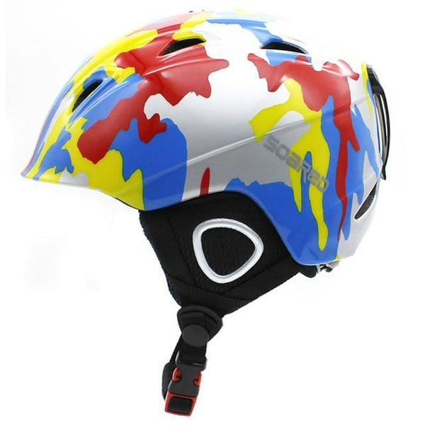 SOARED SKi Snowboard Helm - Kinder