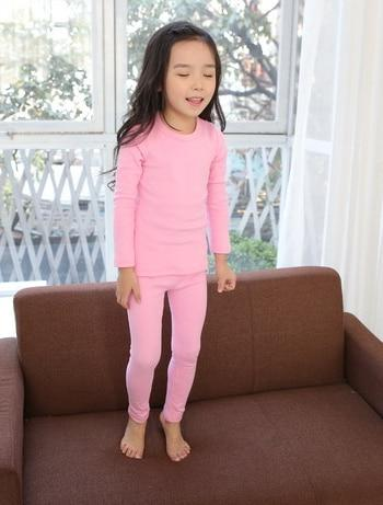 SUTON Cotton Thermal Underwear Set - Kid's