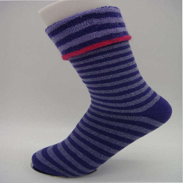 VIOMOUR Merino Thick Wool Socks - Women's