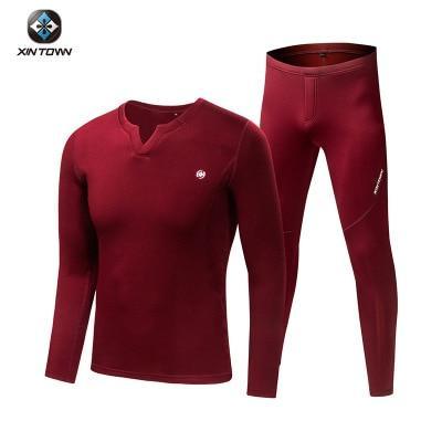 XINTOWN Cotton Blend Thermal Gear
