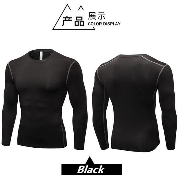 YUERLIAN Compression Base Layer