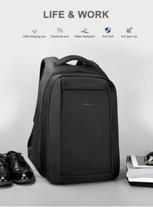 Anti Theft Travel Backpack - Bee Valid