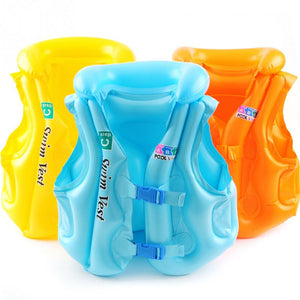 Inflatable Life Vest for Babies - Bee Valid