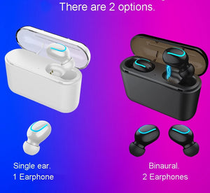 Bluetooth 5.0 Wireless Earphone - Bee Valid