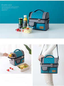 Thermal Lunch Bag - Bee Valid