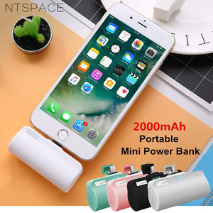 Mini Power Bank - Bee Valid