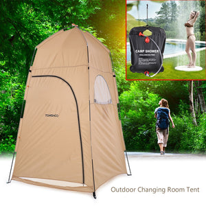 Portable Outdoor Shower Bath Tent - Bee Valid