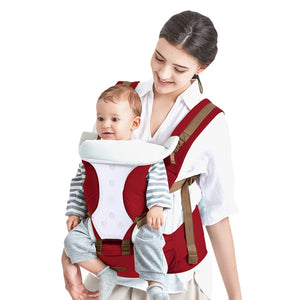 Hip Seat Baby Carrier - Bee Valid