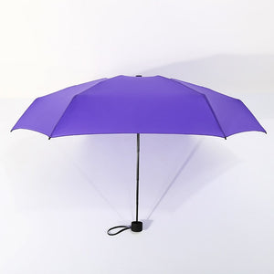 180g Anti-UV Waterproof  Travel Umbrella - Bee Valid