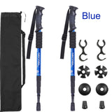 2pcs Trekking Poles Walking Stick - Bee Valid