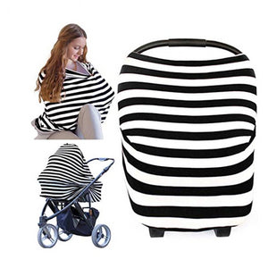 Stretchable Breastfeeding Cover - Bee Valid