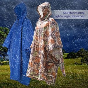 Multifunctional Rain Poncho - Bee Valid