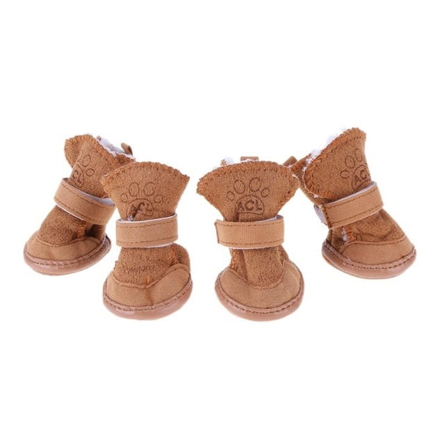 4 Pcs Thick Snowshoes - Bee Valid