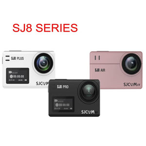 SJ8 Series Extreme Sports Action Camera - Bee Valid