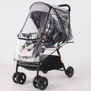 Rain Cover For Baby Strollers - Bee Valid