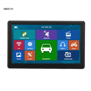 7 Inch Screen Car GPS Navigation - Bee Valid