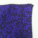 Rule 105 Scarf #212, Elementary Cellular Automata Knit - second