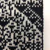 Rule 90 Scarf #233, Elementary Cellular Automata Knit - second