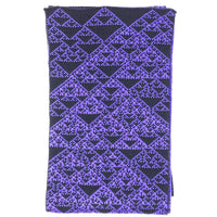 Rule 90 Scarf #304, Elementary Cellular Automata Knit - second