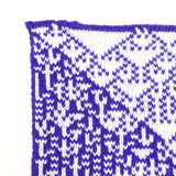 Rule 165 Scarf #351, Elementary Cellular Automata Knit - second