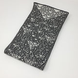 Rule 165 Scarf #362, Elementary Cellular Automata Knit - second