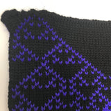 Rule 90 Scarf #416, Elementary Cellular Automata Knit - second