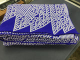 Rule 110 Wrap #18, Elementary Cellular Automata Knit - second
