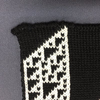 Rule 110 Wrap #37, Elementary Cellular Automata Knit - second