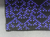Rule 146 Scarf #12, Elementary Cellular Automata Knit - second