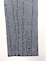 Rule 54 Scarf #02, Elementary Cellular Automata Knit - second