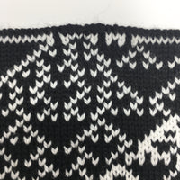 Rule 165 Scarf #342, Elementary Cellular Automata Knit - second
