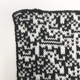 Rule 105 Scarf #829, Elementary Cellular Automata Knit - second