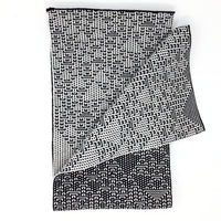Rule 73 Scarf #186, Elementary Cellular Automata Knit - second