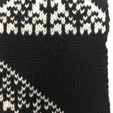 Rule 90 Scarf #234, Elementary Cellular Automata Knit - second