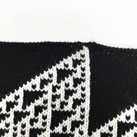 Rule 110 Wrap #13, Elementary Cellular Automata Knit - second
