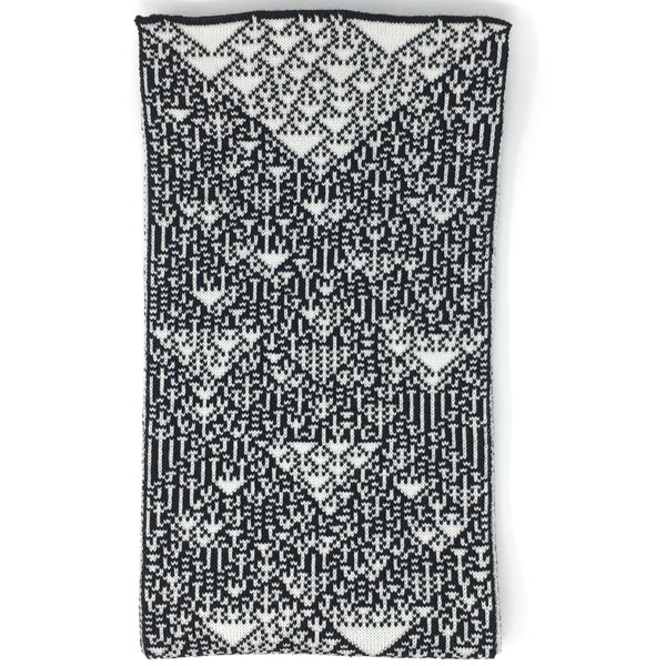 Rule 165 Scarf #370, Elementary Cellular Automata Knit - second
