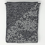 Rule 105 Scarf #832, Elementary Cellular Automata Knit - second