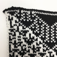 Rule 165 Scarf #547, Elementary Cellular Automata Knit - second