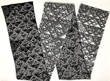 Rule 90 Scarf #675, Elementary Cellular Automata Knit - second
