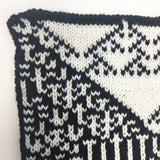 Rule 165 Scarf #573, Elementary Cellular Automata Knit - second